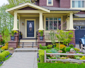 Cost to paint exterior of house | How much to paint a house