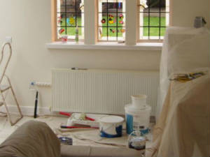 calculating your house painting