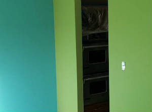 colorful home renovations