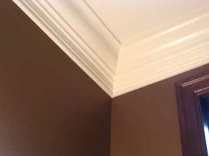 crown molding for how much to paint a room cost