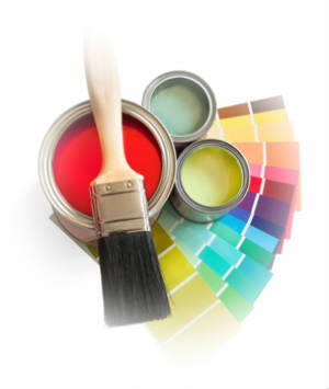 main-image-of-paint-cans-and-brush-swatch-supplies