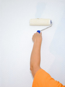 how to paint a wall image