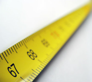 measure the walls for how much to paint a room