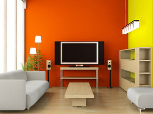 Some Colorful House Painting Ideas. Painting Cost