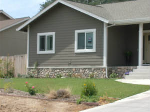 painting-aluminum-siding-exterior-brown-siding