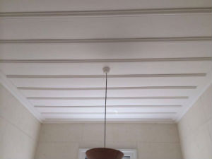 stained ceilings after paint