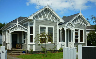 The best exterior house paint colors how much to paint a house - Cost to paint home exterior ...